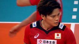 Сбоная Японии по волейболу