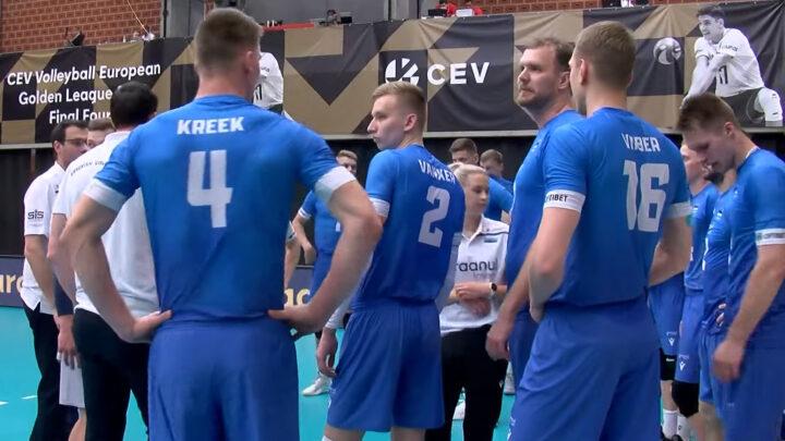 Сборная Эстонии по волейболу
