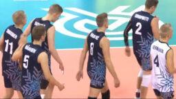 Сборная Финляндии по волейболу