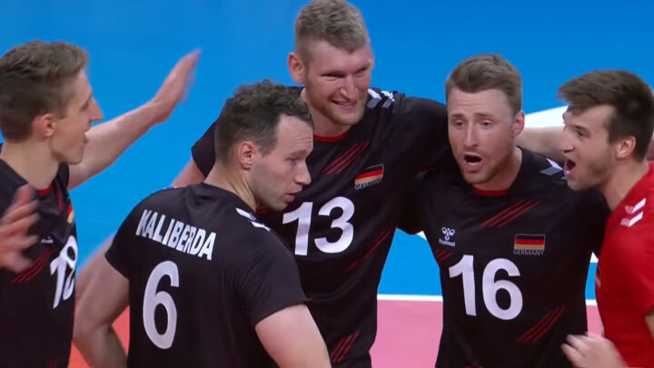 Сборная Германии по волейболу
