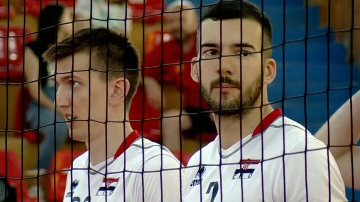 Сборная Хорватии по волейболу
