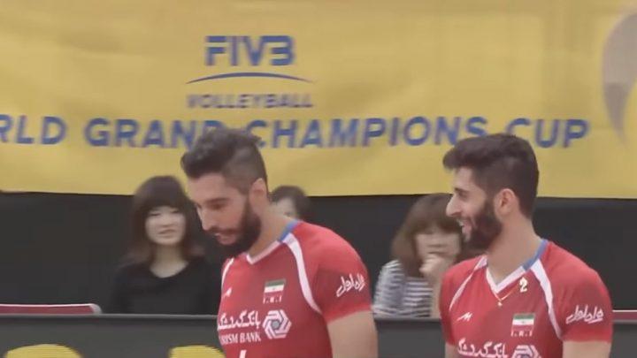 Сборная Ирана по волейболу