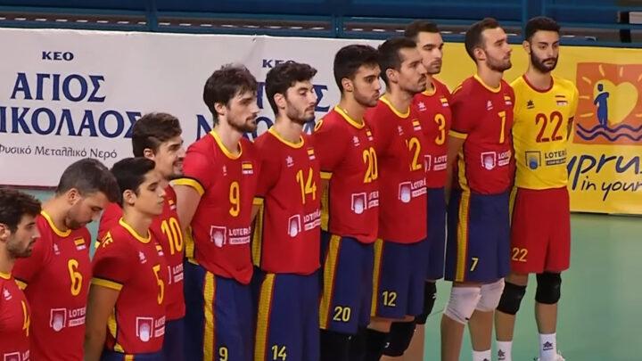Сборная Испании по волейболу