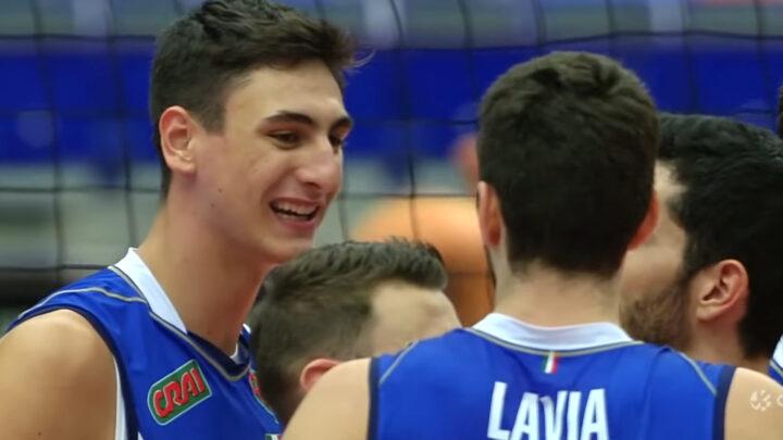 Сборная Италии по волейболу