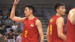 Сборная Китая по волейболу