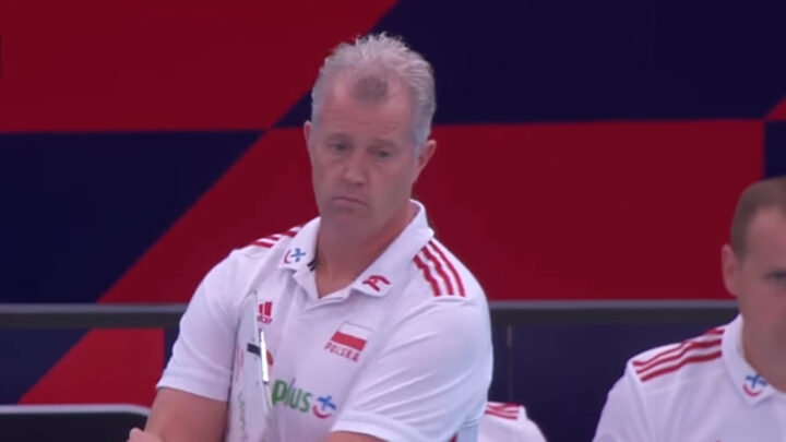 Сборная Польши по волейболу