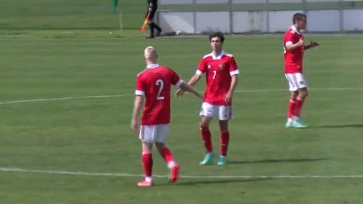 Сборная России по футболу U19