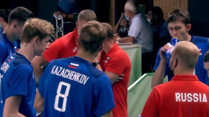 Сборная России по волейболу U21