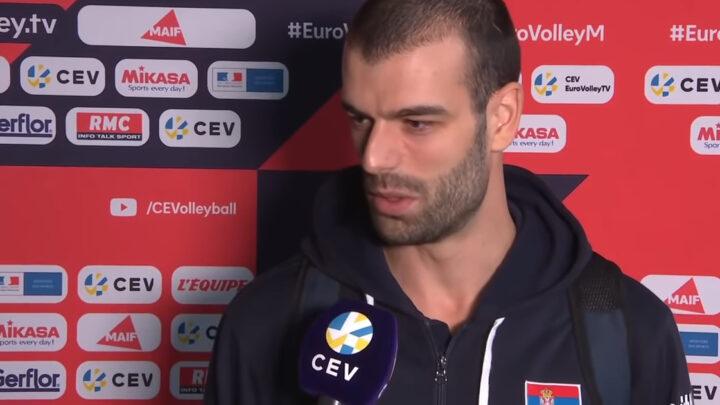 Сборная Сербии по волейболу
