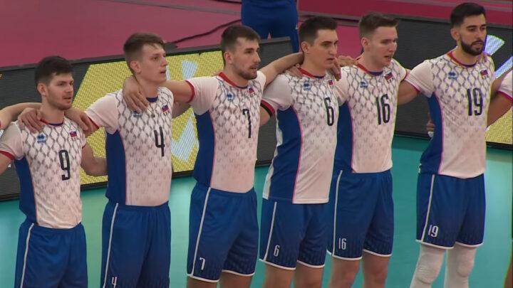 Сборная Словакии по волейболу
