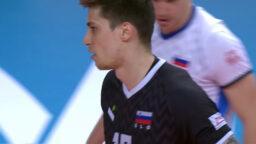 Сборная Словении по волейболу