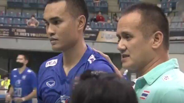 Сборная Таиланда по волейболу