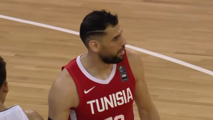 Сборная Туниса по баскетболу
