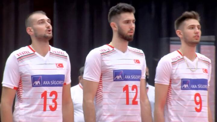 Сборная Турции по волейболу