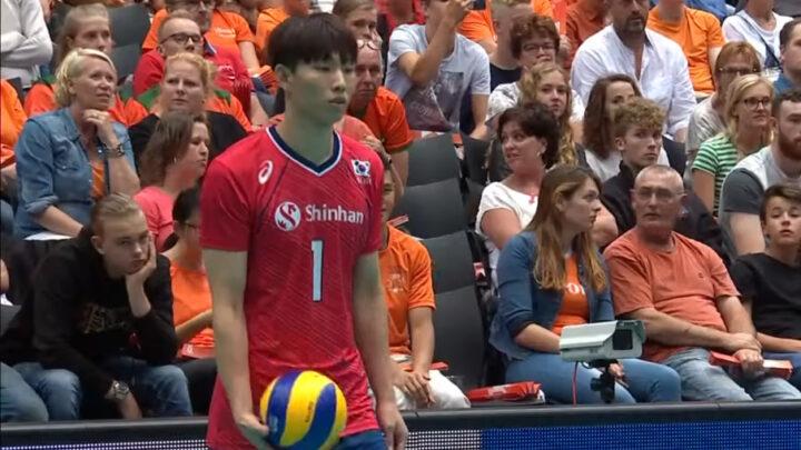 Сборная Южной Кореи по волейболу
