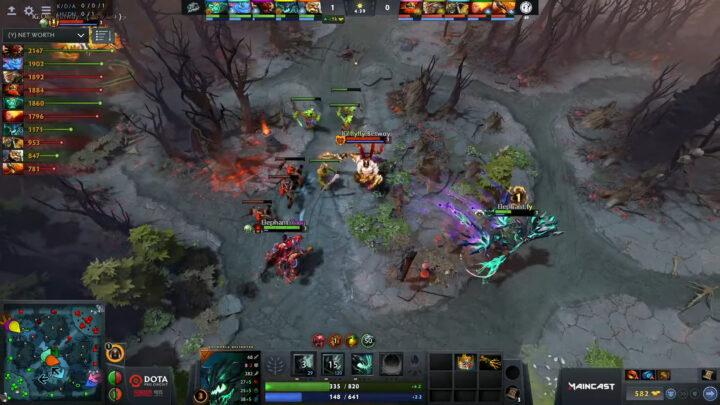 Invictus Gaming – Elephant