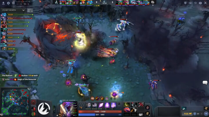 Team Aster – Vici Gaming