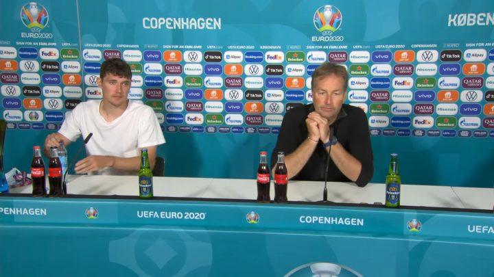 Дания разгромила Молдову в отборе к чемпионату мира