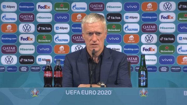 Франция вырвала волевую победу над Бельгией и сыграет в финале Лиги наций