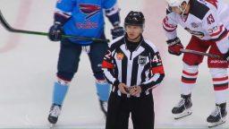 «Горняк-УГМК» оказался сильнее «Сокола» в ВХЛ