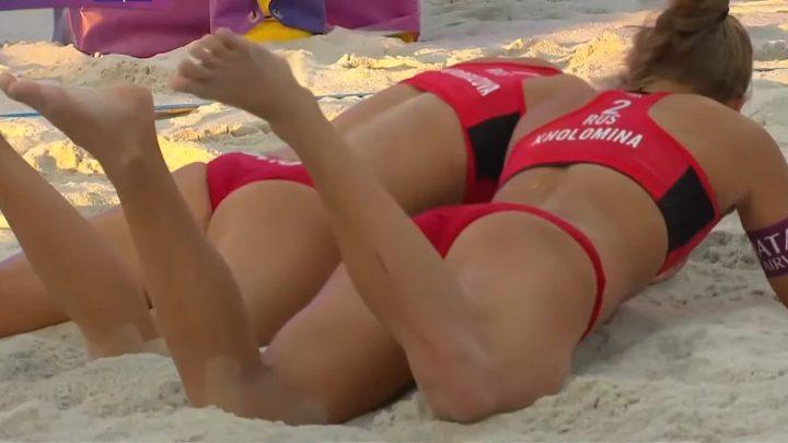 Светлана Холомина и Надежда Макрогузова