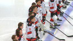 Хоккеисты «Молота»