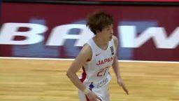 Сбоная Японии по баскетболу