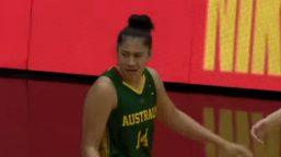 Сборная Австралии по баскетболу