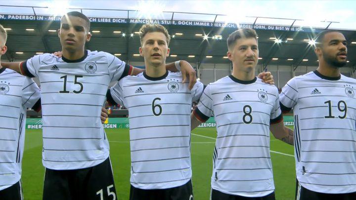 Сборная Германии U21 переиграла молодёжную команду Израиля