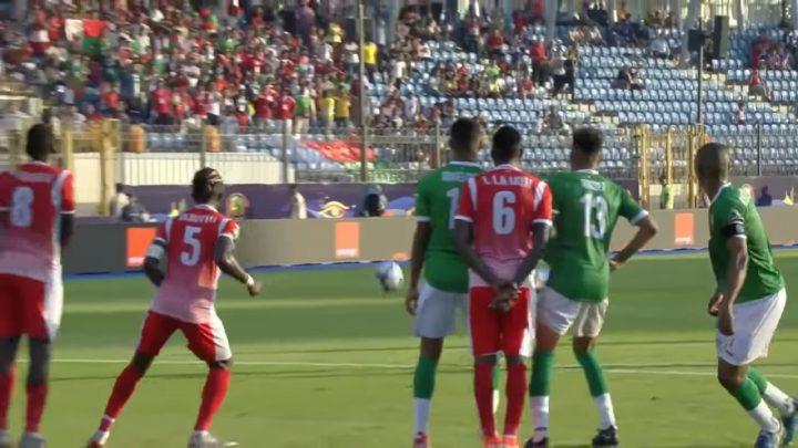 Сборная Марокко переиграла Гвинею-Бисау