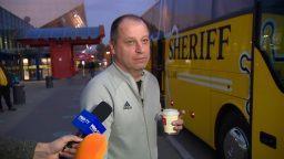 Тренер «Шерифа»