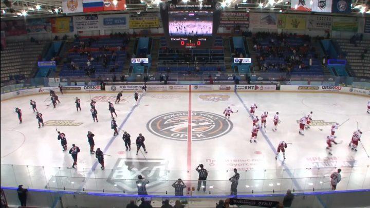 «Южный Урал» одержал волевую победу над «Ростовом»