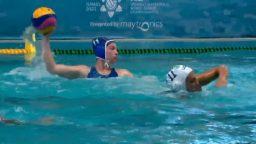 Женская сборная России по водному поло U20