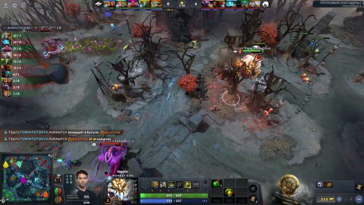 PSG.LGD, Elephant и Vici Gaming – доминация Китая в группе «B» на TI 10
