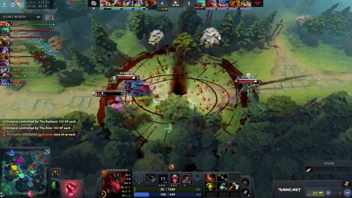 T1 – Vici Gaming