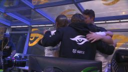 Team Secret переиграла Invictus Gaming на The International