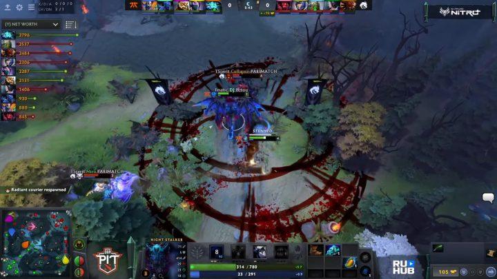 Team Spirit – Fnatic