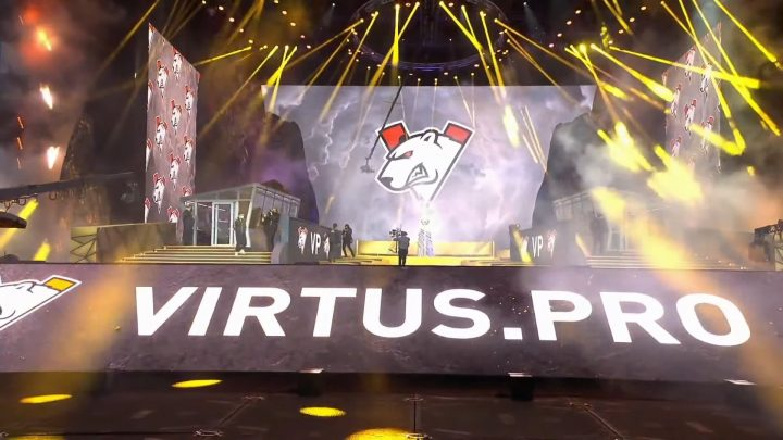 Virtus.pro вышла в топ-6 на The International 10